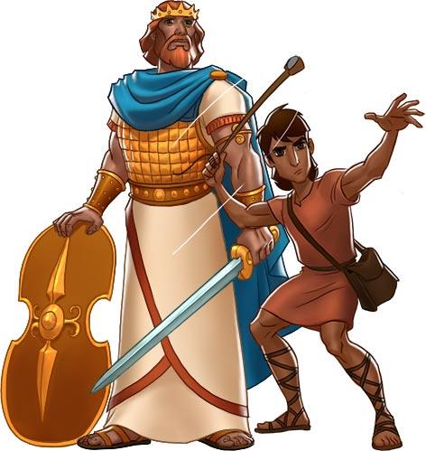 David God's Favoured King