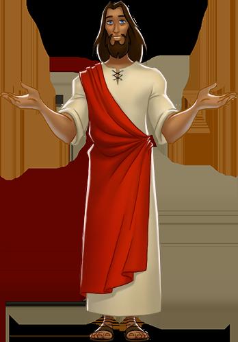 Jesus the Lion of Judah and Savior of Mankind