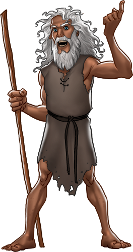 John the Baptist - The Herald of Christ