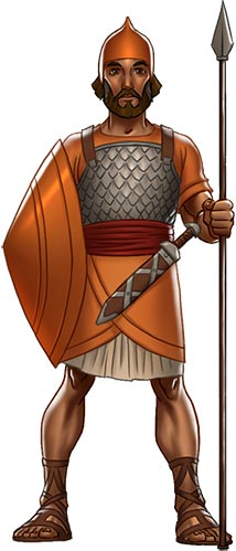 Joshua the Wise Military Leader of Israel