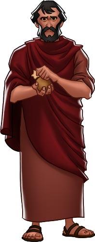 Judas the Accursed Who Betrayed Jesus