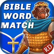 play the bible word match