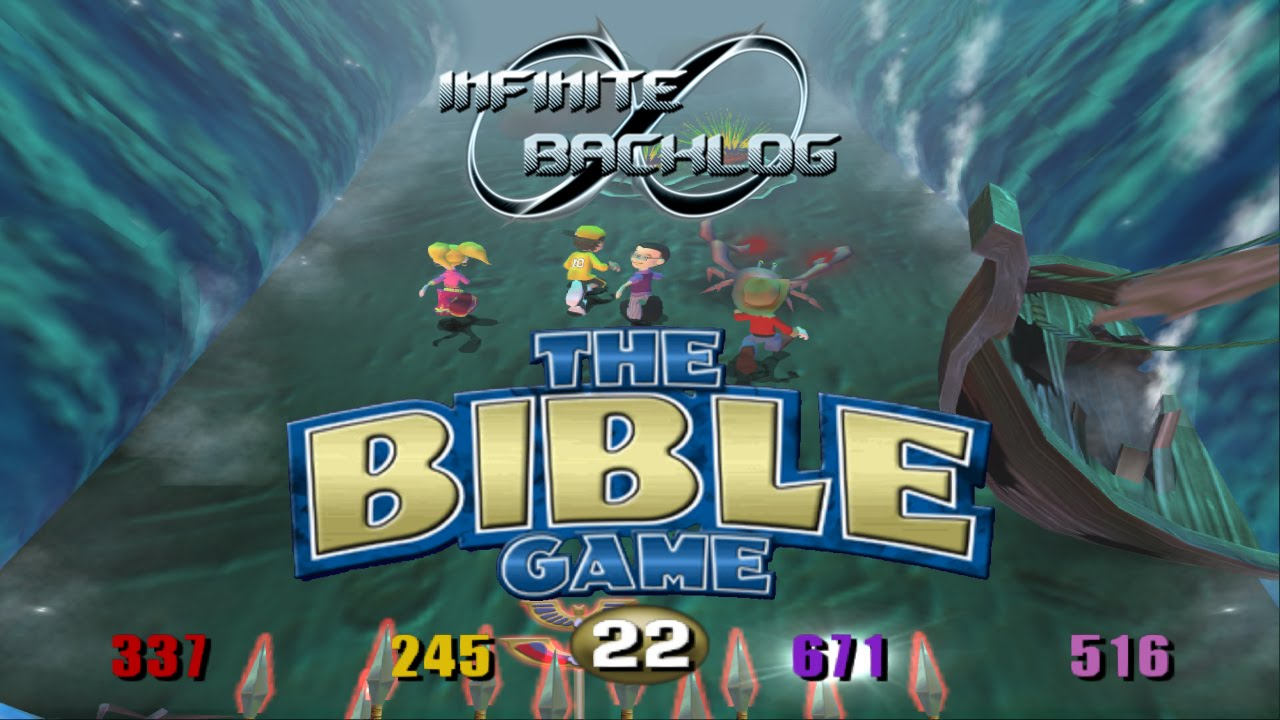 bible games for adults online